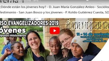 Videos del Curso de Evangelización 2019