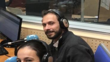 El P. Rodrigo estuvo en Radio María