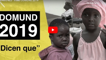 Inmunes - Domund 2019