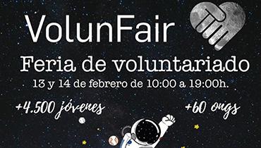 La dirección diocesana de OMP en Madrid y Jóvenes para la Misión el 13 y 14 de febrero estarán en Volunfair (stand 3)