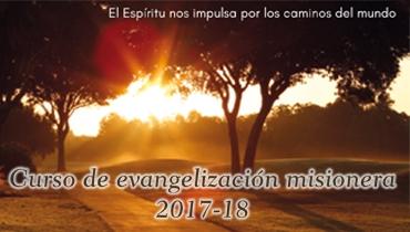 Curso de Evangelización  Misionera (2017-18)
