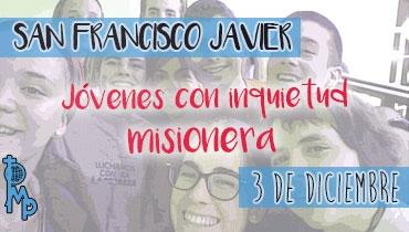 Celebración san Francisco Javier