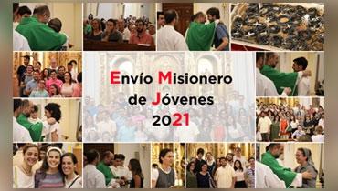Envío Misionero de Jóvenes 2021