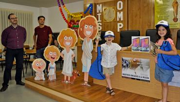 VII Concurso de Infancia Misionera
